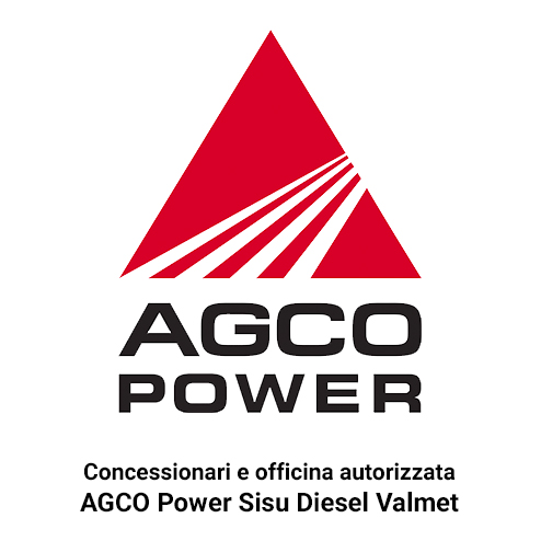 Logo AGCO Power